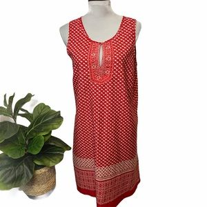 Claudia Richard Sleeveless Patio Dress
